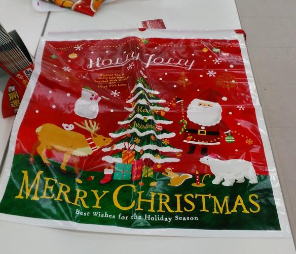 クリスマス袋2