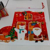 クリスマス袋1