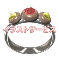 000カーリング(指輪)011