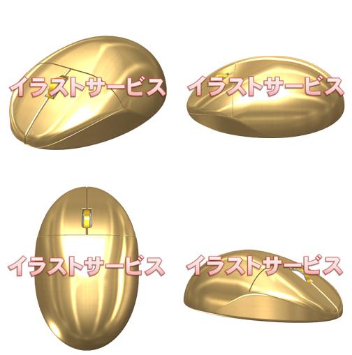 提案イラスト ゴールドマウス マウスイラスト最終章 07 提案